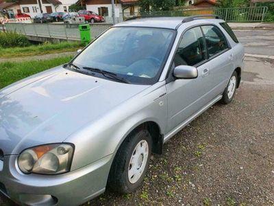 gebraucht Subaru Impreza 1.6 AWD