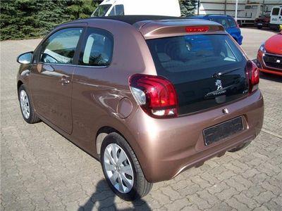 gebraucht Peugeot 108 108 PureTechTop! Active