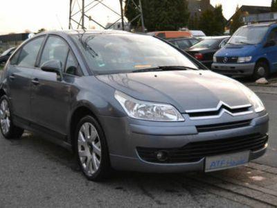 gebraucht Citroën C4 1,6 HDI 110 Confort *Euro 4*TÜV*