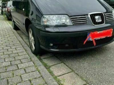 gebraucht Seat Alhambra 1.9 TDI Automatik Sport