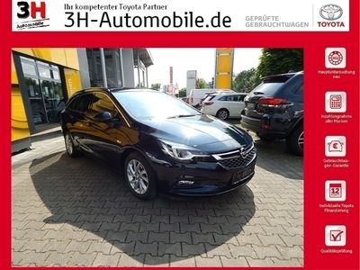 gebraucht Opel Astra ST Innovation 1.6D *NAVI*LED*SHZ*PDC*DAB*