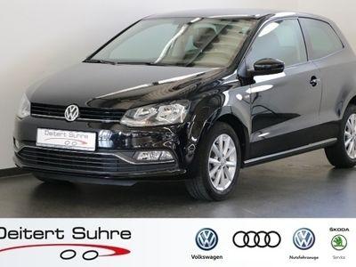 gebraucht VW Polo LOUNGE 1.2 TSI LOUNGEKLIMA AUTOMATIK SHZ ALU