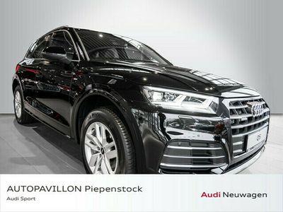 gebraucht Audi Q5 e 2.0 TFSI quattro S-tronic sport