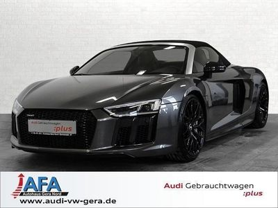 gebraucht Audi R8 Spyder V10 Plus 5,2 FSI quattro S tronic Laser,Spo