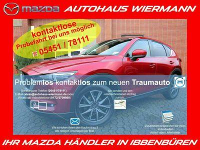 gebraucht Mazda CX-5 SKYACTIV-D 175 Sports-Line Tec-P