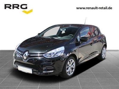 gebraucht Renault Clio IV IV LIMITED DELUXE TCe 90 Sitzheizung