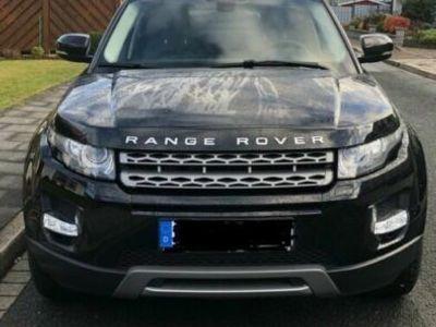gebraucht Land Rover Range Rover evoque SD4 Aut