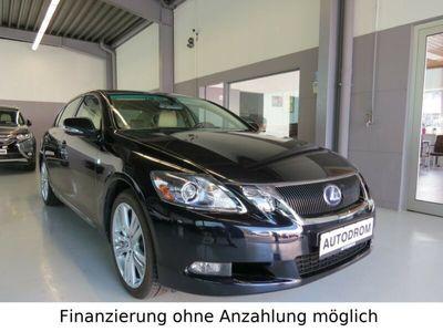 gebraucht Lexus GS450H Luxury+Glasdach+Sitzklima+Navi+Kamera