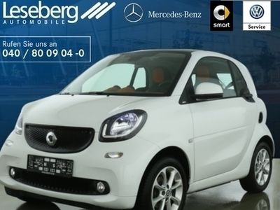 gebraucht Smart ForTwo Coupé Turbo Passion/twinamic/PTS/LED Sitzhzg.