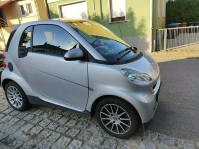 gebraucht Smart ForTwo Coupé micro hybrid drive 451