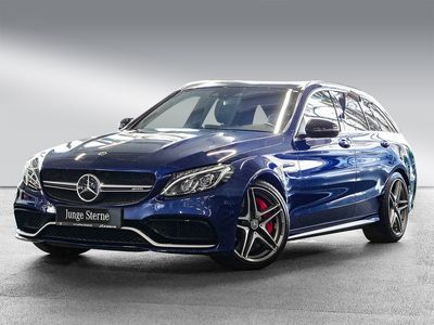 gebraucht Mercedes C63 AMG AMG S T Comand/Pano/Carbon/DriversPackage