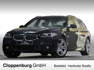 gebraucht BMW 525 daT M Sportpaket 19Z DDC Glasdach HiFi RTTI