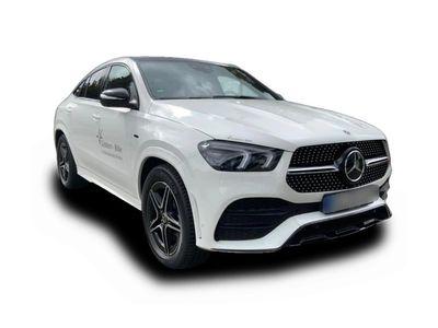 gebraucht Mercedes GLE350 e 4 M AMG,Nightp.,PanoDach,AHK,Airmatic