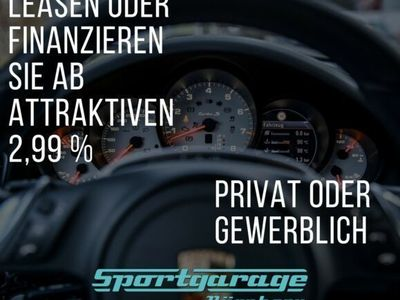 gebraucht Porsche 911 Turbo Coupe*Carbonpaket*Sportsitze*MwSt.*