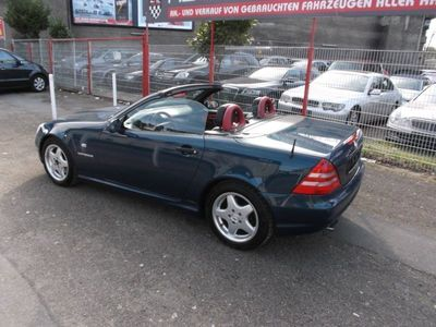 gebraucht Mercedes SLK230 RoadsterKompressor