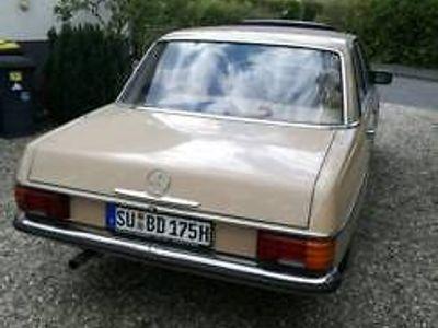 gebraucht Mercedes 200/8 Automatik