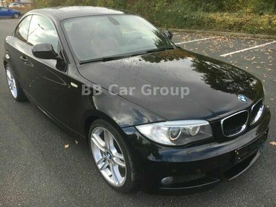 gebraucht BMW 120 Coupé i Coupe///M-Paket|FACELIFT|NAVI|XENON|PDC|SHZ als Sportwagen/ in Burgthann