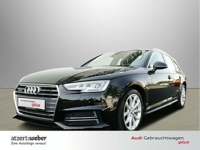 gebraucht Audi A4 Avant Sport quattro tiptronic Navi LED FSE