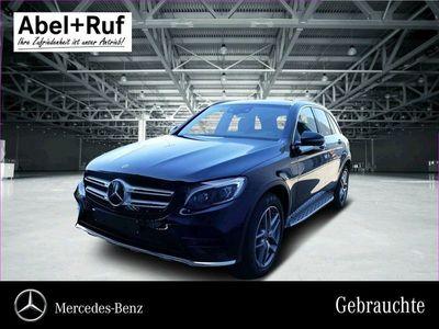 gebraucht Mercedes GLC250 - BENZAMG 4M.ILS - Distronic - Park Paket - Sitzheiz