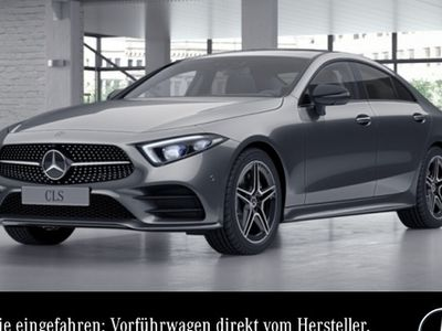 gebraucht Mercedes CLS450 AMG Line BusinessP NightP Burmester