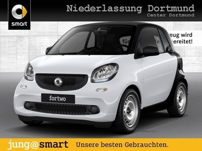 gebraucht Smart ForTwo Coupé 52kW cool&Audio Direktlenkung Tempom