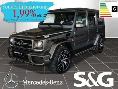 gebraucht Mercedes G63 AMG AMG Navi/Distronic/RüKam./AHK/Schiebedach/