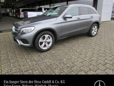 gebraucht Mercedes GLC250 d 4M Exclusive+LED+AHK+Kamera+Keyless