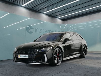 gebraucht Audi RS6 RS6Avant 4.0 TFSI quattro AHKNaviLEDSD
