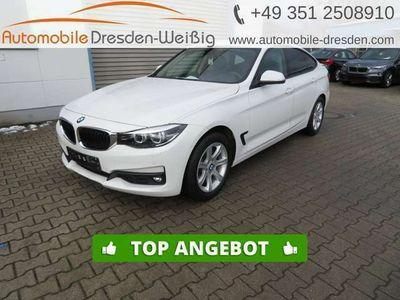 gebraucht BMW 320 Gran Turismo d Advantage*Navi*PDC*LED*