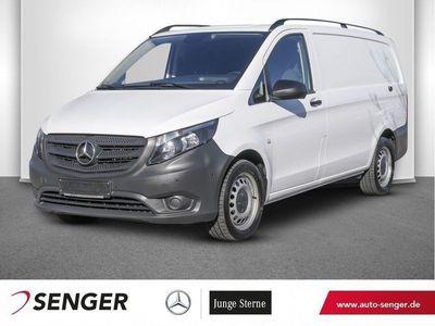käytetty Mercedes Vito 119CDI LANG NAVI KAMERA AHK2,5T FLÜGELTÜREN