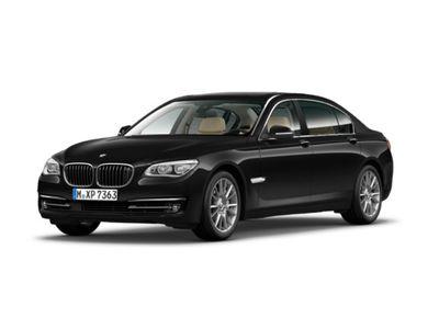 käytetty BMW 750L d xDrive