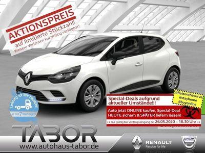 gebraucht Renault Clio IV 1.2 16V 75 Life Tempopilot LED-Tagfahr
