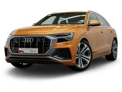 gebraucht Audi Q8 50 TDI Q 3x S LINE HD-MATRIX BuO LM22