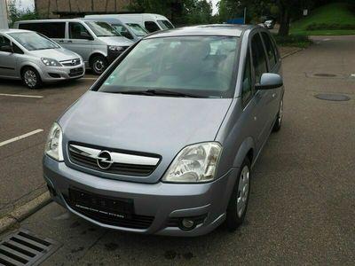 gebraucht Opel Meriva CATCH ME Sitzheizung Klima Tempomat PDC