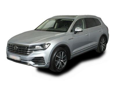 gebraucht VW Touareg TDi Rear View / AHK m. Trailer Assist