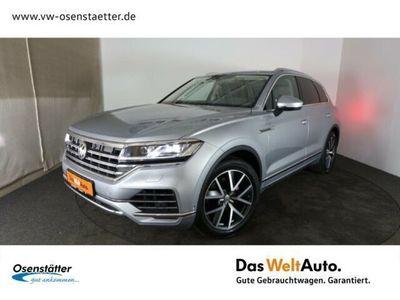 gebraucht VW Touareg 3,0 TDI V6 20''/Leder/Navi/Sitzhzg./Innovision/Assist