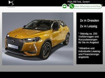 gebraucht DS Automobiles DS3 Crossback PureTech 155 Aut.SO CHIC-HEAD UP-LED-HIFI FOCA