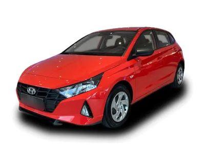gebraucht Hyundai i20 Modell 2021 1.2 Pure Lichtsensor Tempomat Start-Stopp