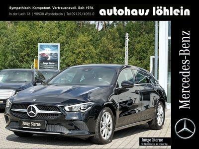 gebraucht Mercedes CLA220 d SB TOUCH+LED+SHZ+KLIMA+PROGRESSIVE PDC