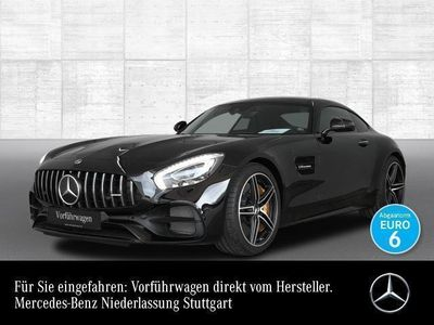 used Mercedes AMG GT C Cp Night Keramik Carbon Dynamic+ Spur