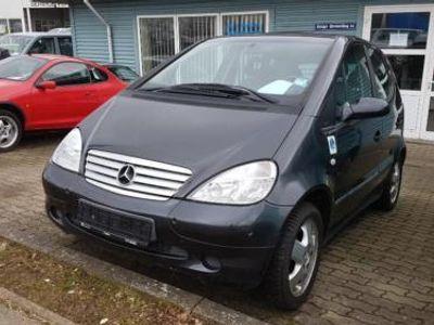 gebraucht Mercedes 170 A- KLASSECDI AVANTGARDE, AUTOMATIK, TÜV NEU!