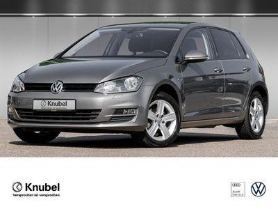 gebraucht VW Golf VII Lounge 1.4 TSI Klima SHZ Ganzj. PDC