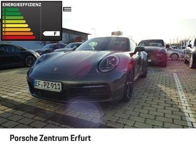 gebraucht Porsche 911 Carrera 992 4/Schiebedach/Licht-Design/Sitzlüftung/Sportabgas/Sport-Chrono/Bose/