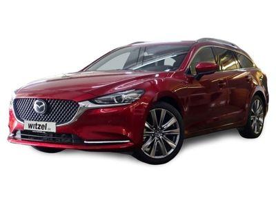 gebraucht Mazda 6 2.5 Benzin