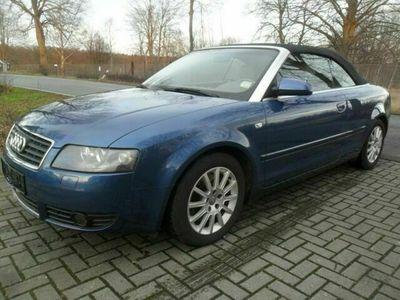 gebraucht Audi A4 Cabriolet 2.5 TDI/LEDER/XENON