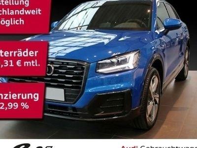 gebraucht Audi Q2 1.4 TFSI KEYLESS MMI PLUS PDC LED SITZHZ