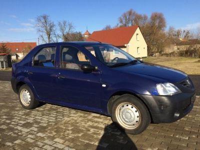 gebraucht Dacia Logan 1.4 1.HAND HU 01/2019 ANHÄNGERKUPPLUNG