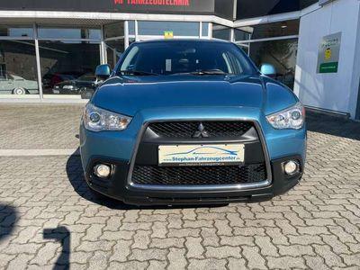 gebraucht Mitsubishi ASX Invite 2WD mit Klimaanlage/ABS/Alus/AHK/Met./EFH/