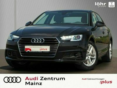 gebraucht Audi A4 Limousine 35 TDI S tronic