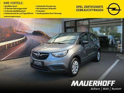 gebraucht Opel Crossland X EDI | Navi | Kamera | Parkpilot |